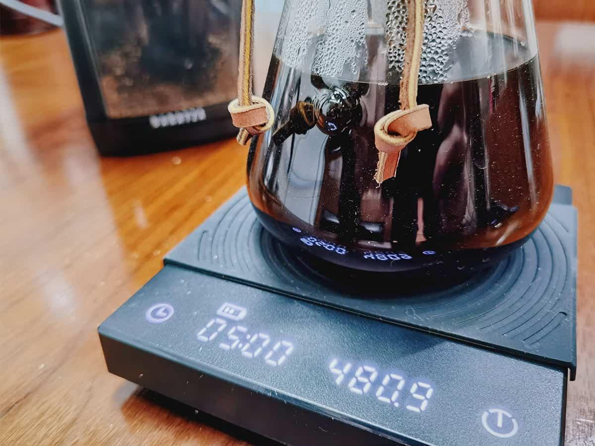 coffee-in-chemex