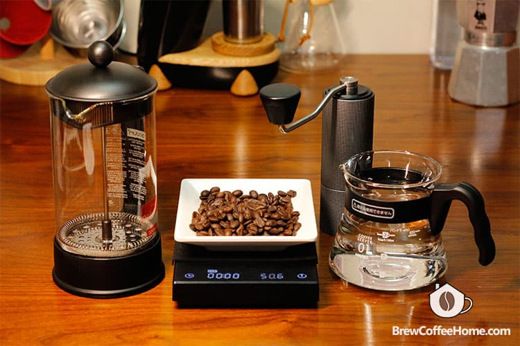 tools-for-cold-brew-french-press