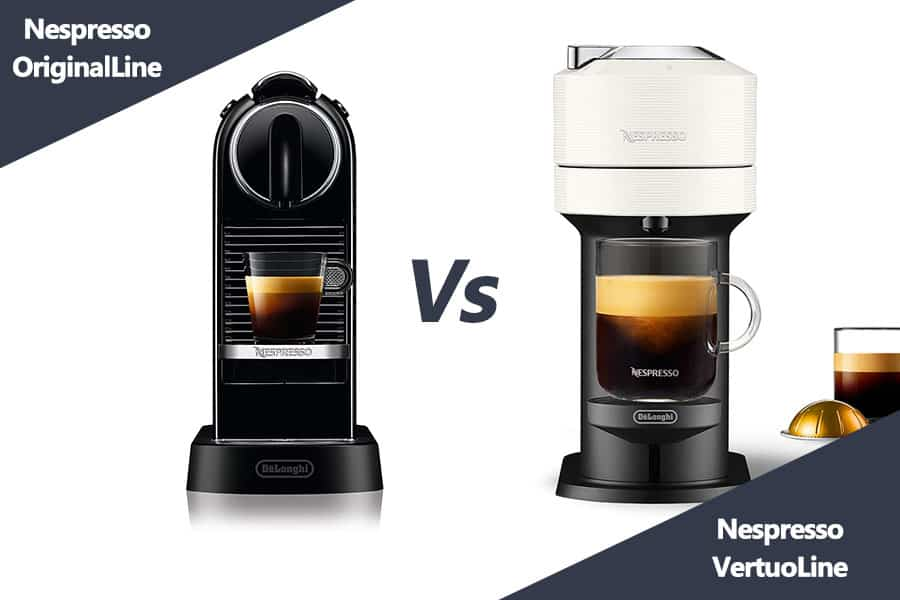 nespresso Original vs vertuo featured