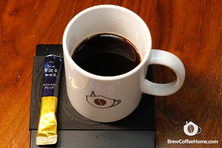 AGM Maxim Luxury coffee shop blend
