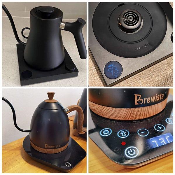 fellow vs brewista kettle