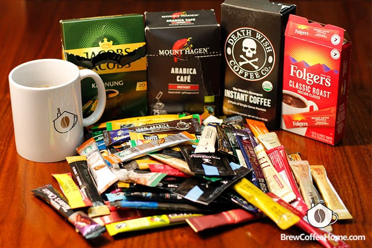 instant coffee reviews