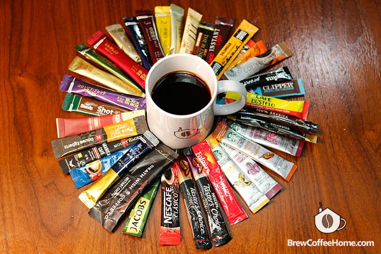 instant coffee we tested