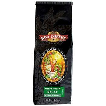 Koa Coffee - Decaf 100% Kona Coffee