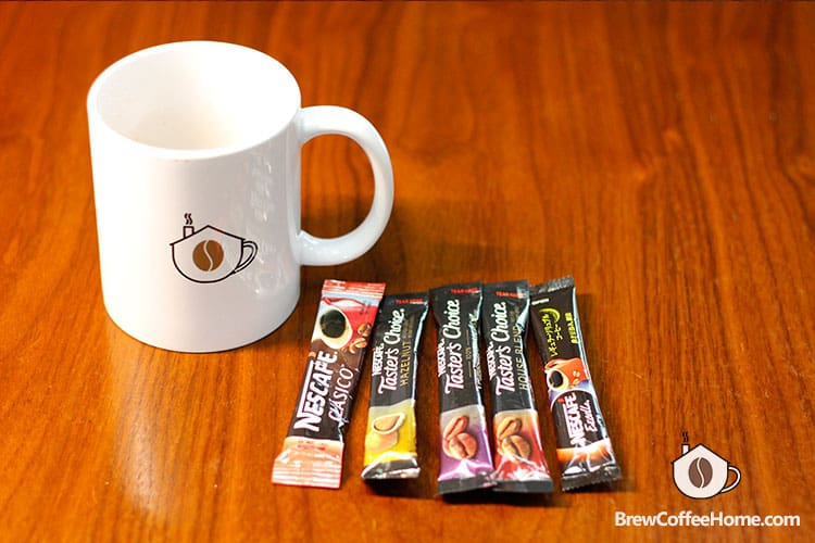 nescafe taster's choice instant coffee