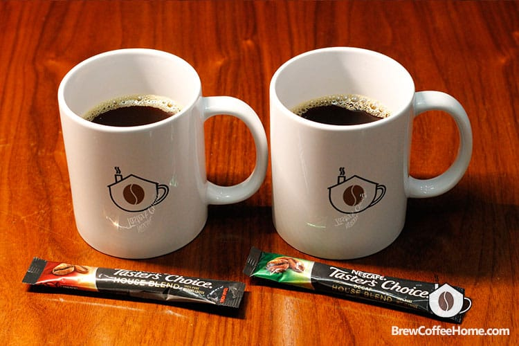 taster's choice decaf instant coffee