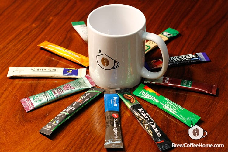 the decaf instant coffees we tested