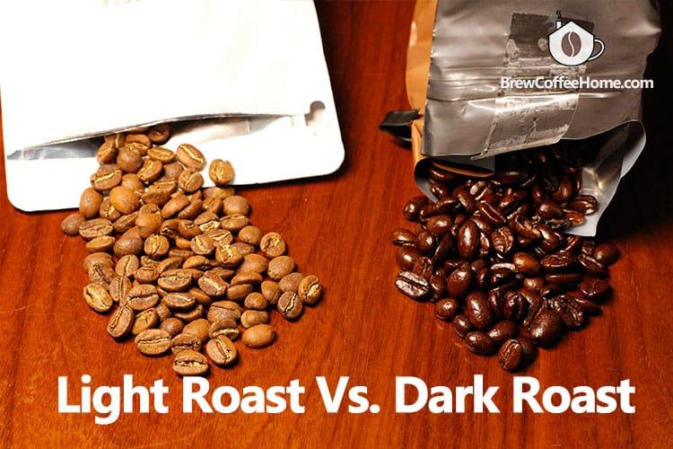 light-roast-vs-dark-roast