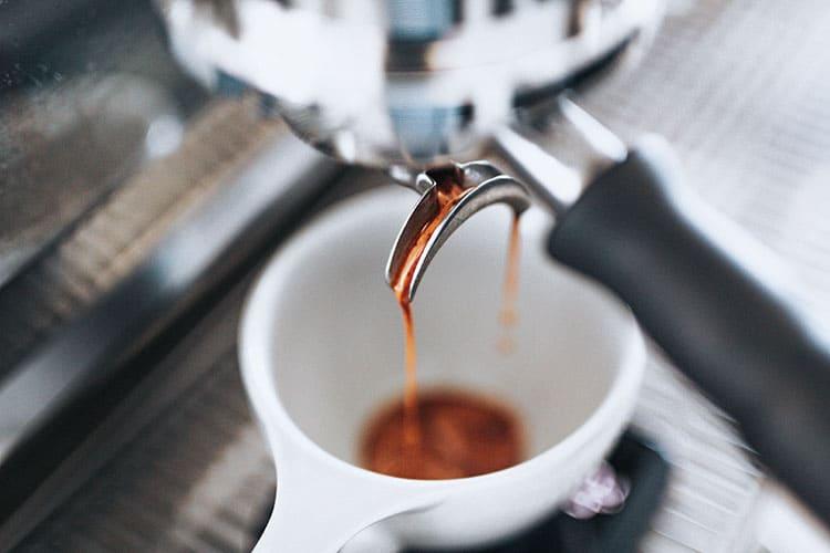 making-espresso