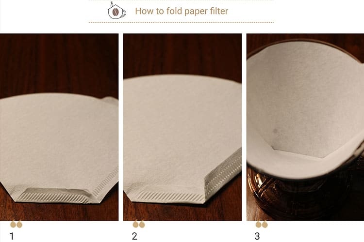 how-to-fold-paper-filter-for-clever-dripper