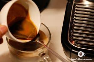 pour-espresso-over-cold-milk