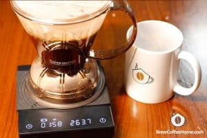 steep-coffee-in-clever-coffee-dripper