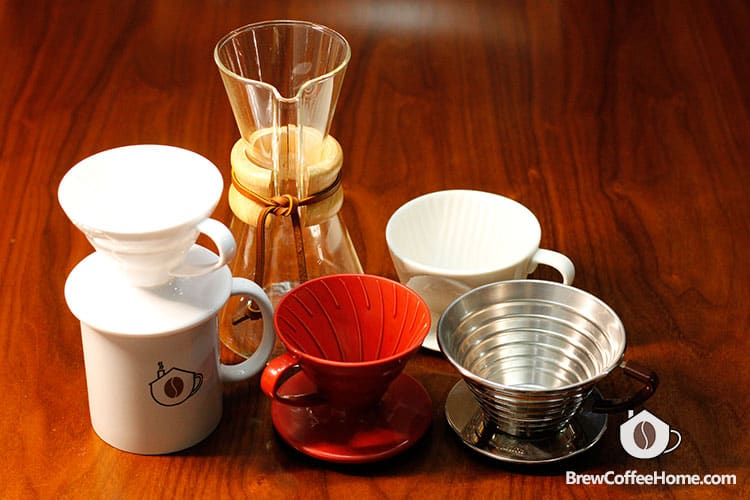 what-is-pour-over-coffee